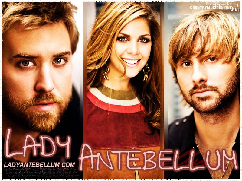 Lady Antebellum - Images Colection